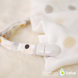 竹子温和的一触幼儿多夹子<br> <b>(对于宝宝/妈妈1)</b>