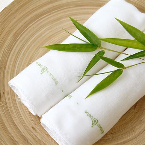 [오리지널] 순한대나무 솜사탕<br>거즈손수건 5장